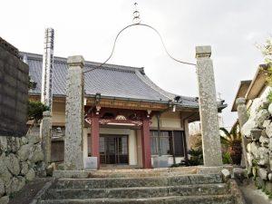 曹洞宗 宝剣山常福寺(鳥羽市国崎町)
