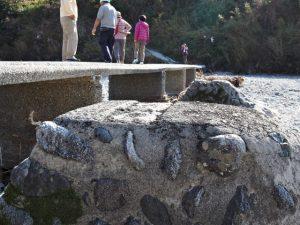 櫛田川の沈下橋(多気郡多気町波多瀬・松阪市飯南町深野)