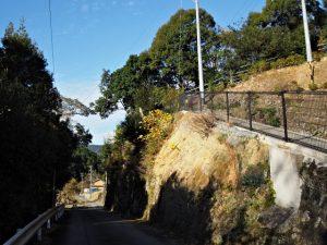 第二伊勢道路付近〜河内ダム(鳥羽市河内町)