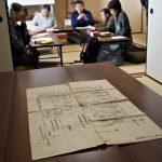 古文書の会(2018.12.08)@河邊七種神社社務所