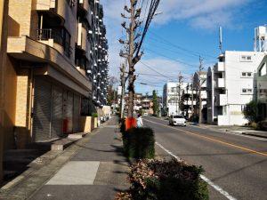 市バス 弥生ケ岡 〜 八事音聞山 バス停