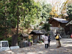 八事神社(名古屋市天白区御幸山)
