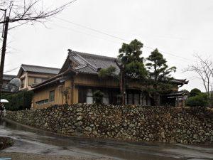 廣福寺(度会町脇出)