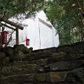 御造替が進められる朝熊神社(皇大神宮 摂社)