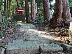 神田社のお稲荷さん(伊勢市神久)