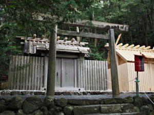 朝熊御前神社(皇大神宮 摂社)