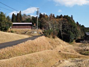 地蔵堂付近(伊賀市丸柱)
