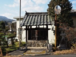 地蔵堂(伊賀市丸柱)