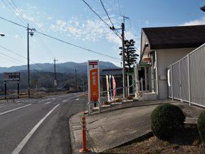 JP丸柱郵便局(伊賀市丸柱)