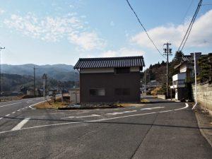 JP丸柱郵便局付近(伊賀市丸柱)