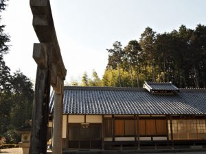 諏訪神社(伊賀市丸柱)