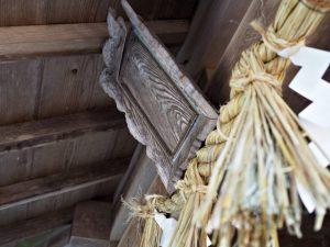 津島牛頭天王、諏訪神社(伊賀市丸柱)