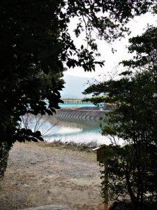 朝熊神社(皇大神宮 摂社)からの風景
