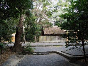 御塩殿神社(皇大神宮 所管社)および御塩殿