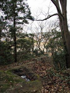 硯岩(伊勢市二見町三津)