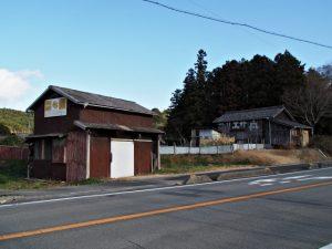 国道42号 (JR参宮線 松下駅付近)