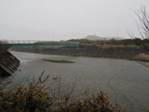 社叢の外は激しい雪に・・・、朝熊神社・朝熊御前神社(皇大神宮 摂社)
