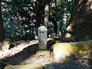 熊野古道 大門坂にて