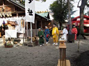 節分祭、今社(伊勢市宮町)
