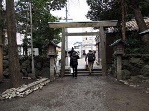 古文書の会(2019.02.09)@河邊七種神社社務所を終えて