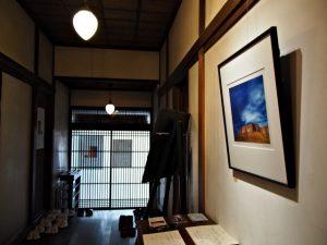 三輪薫写真展 Rock-Ⅱ(伊勢和紙ギャラリー)