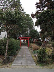 御役所稲荷社(伊勢市御薗町小林)