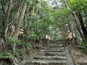 朝熊御前神社・朝熊神社(ともに皇大神宮 摂社)