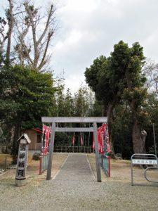 雪峰稲荷(伊勢市桜木町)