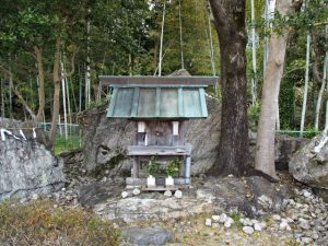 浅香つゞら稲荷神社(伊勢市中之町)