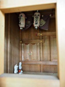 甘露花壽稲荷神社(伊勢市神久)