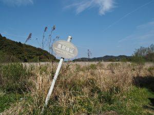 国道42号 JR参宮線 松下駅付近から湿地帯を経て池の浦へ
