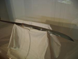 展示番号12、幕末田丸の名刀展(村山龍平記念館)