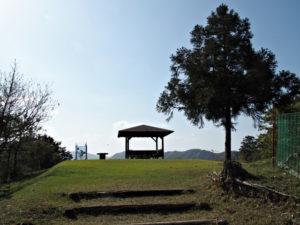 赤井山々頂(伊勢市上野町)