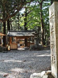 赤井神社(伊勢市上野町)