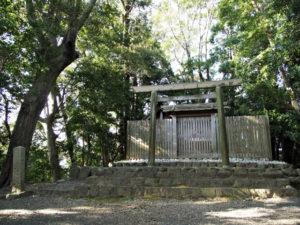 田上大水御前神社・田上大水神社(ともに豊受大神宮 摂社)