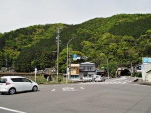 国道42号 長島交差点