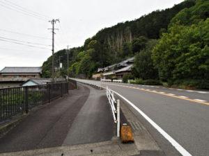 国道42号(古里踏切〜佐甫道)