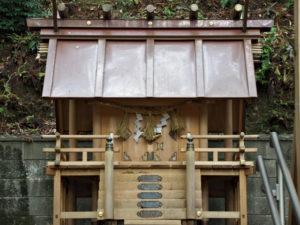 御造替されていた若宮神社(北牟婁郡紀北町道瀬)