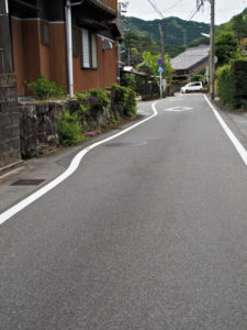 JR紀勢本線 三野瀬駅付近〜三浦踏切