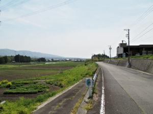 山口東 バス停〜本郷社 バス停(濃州道)