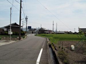 本郷社〜本郷交差点(濃州道)
