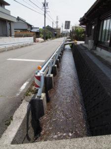本郷交差点付近〜本郷 バス停(濃州道)