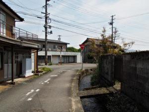 白瀬警察官駐在所付近〜東本郷 バス停付近(濃州道)