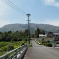 員弁川に架かる本郷橋(濃州道)
