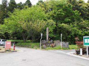 道標[8]付近(濃州道)