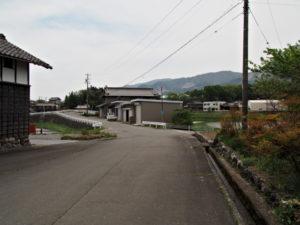 徳圓寺付近〜川合橋(員弁川)(濃州道)