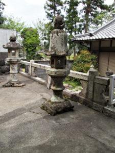 川合神社(いなべ市藤原町川合)