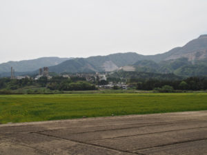 野尻橋〜鎌田橋(濃州道)からの遠景