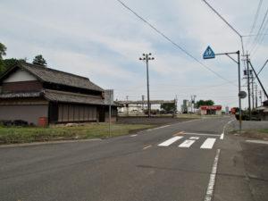 野尻橋〜鎌田橋(濃州道)