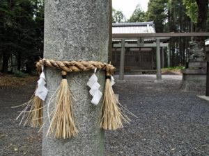 猪毛利谷神社[1](いなべ市北勢町瀬木)